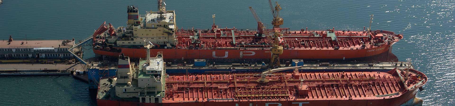 Ship Repair at MTG DOLPHIN SHIPYARD